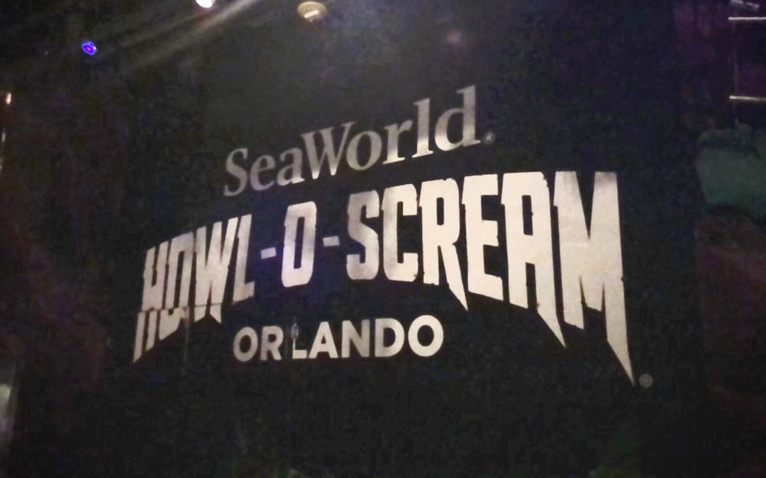 Year 1 Howl-O-Scream at SeaWorld Orlando